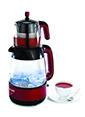 Arçelik K-8025 Lal Serisi Çay Makinesi Kırmızı